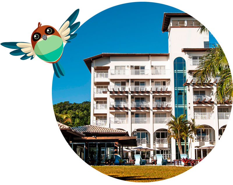 hotel torres da cachoeira florianópolis