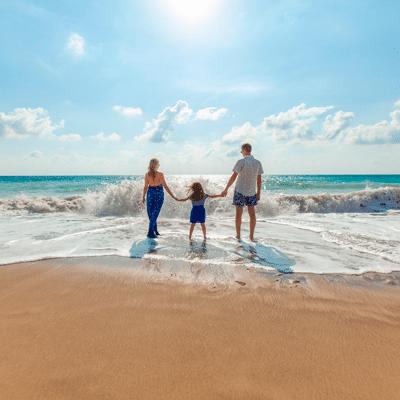 Playas en Florianópolis: opciones para disfrutar en familia