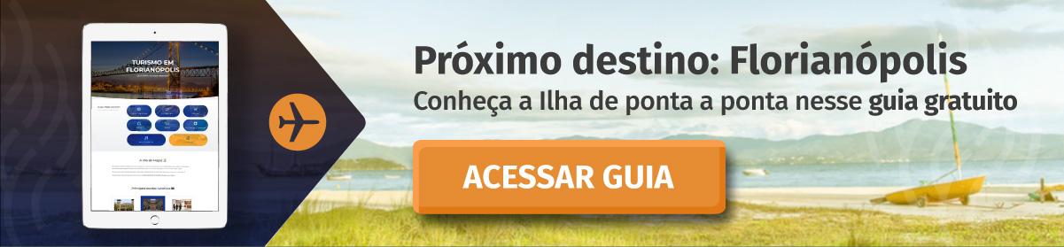 Guia turismo em Florianópolis