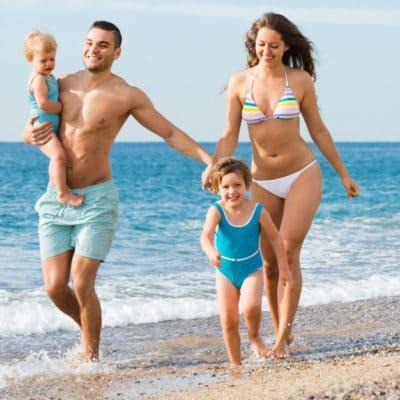 Top 5 😍 Melhores praias de Florianópolis para família