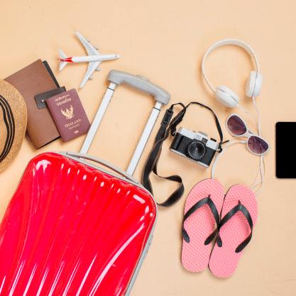 Como organizar mala de viagem em 5 passos simples 🧳