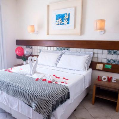 Tour pelo hotel romântico em Florianópolis com melhor custo-benefício! 💓
