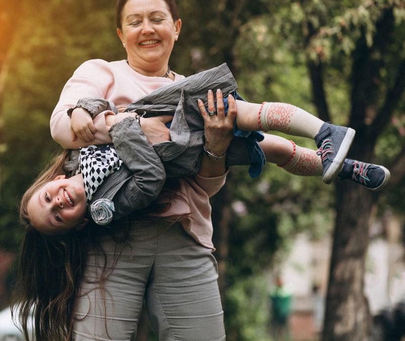 Avós e netos: os melhores companheiros de viagem