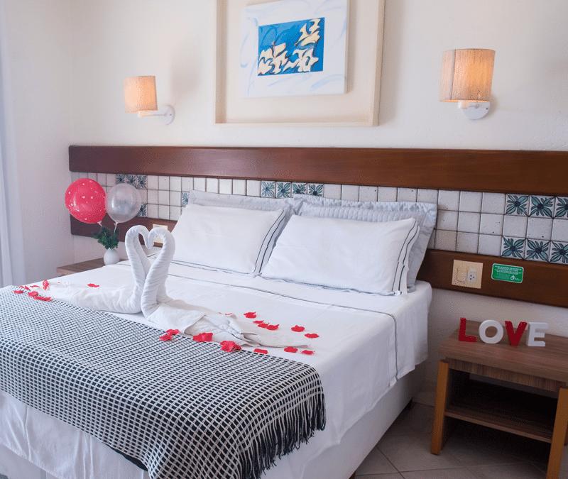 Como escolher um bom hotel para passar dia dos namorados?