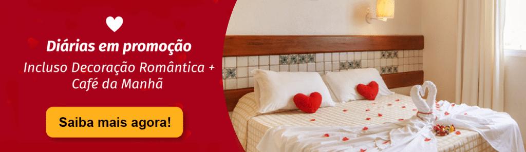 hotel para passar o dia dos namorados em florianopolis hospedagem casal pacote romantico decoração romantica jantar a dois
