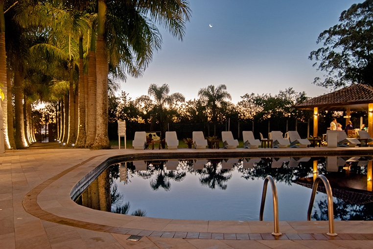 piscina climatizada hotel torres da cachoeira