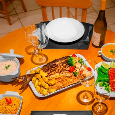 Conheça o menu gastronômico do Hotel Torres da Cachoeira