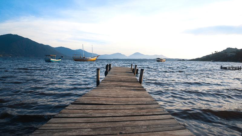 trapiche praia florianópolis