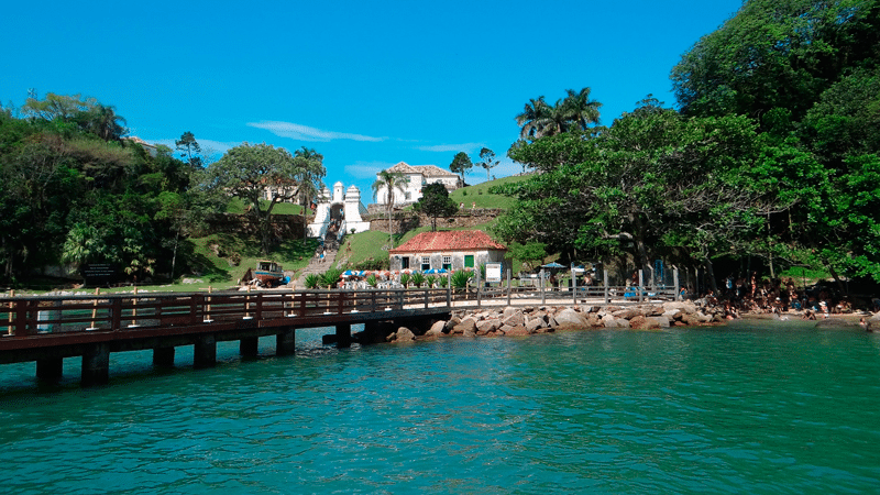 ilha de anhatomirim santa catarina