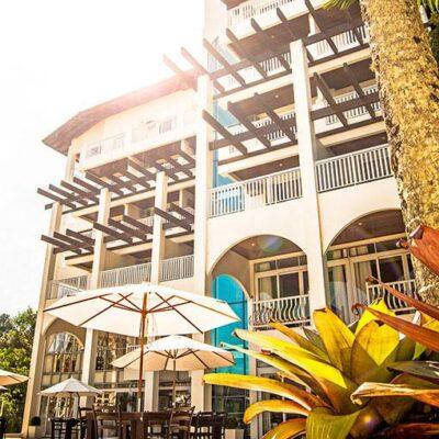 O melhor hotel de praia para crianças em Florianópolis